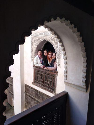 Tratamientos Spa, viaje a Fez y visita al Hammam