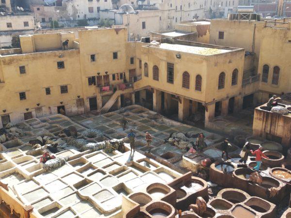 tratamientos spa y visita al hammam de fez