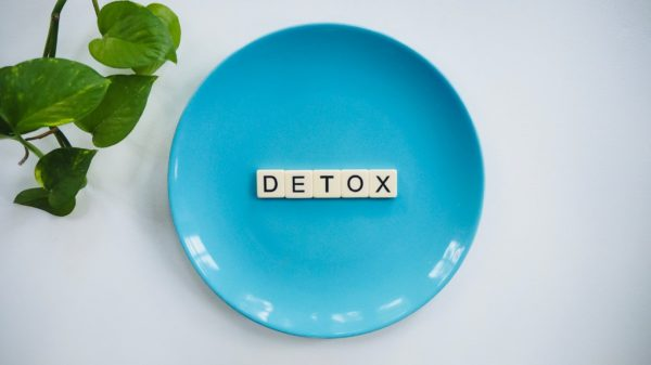 detox despues de navidad y masaje del vientre