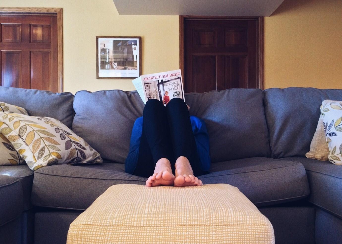 protege tu sistema linfático de la vida sedentaria