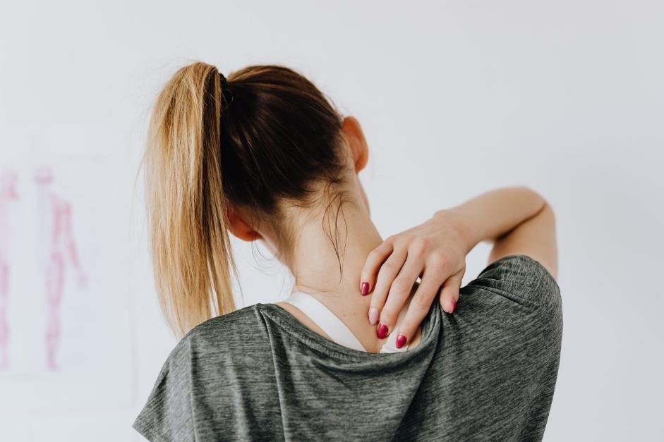 dolores musculares en la espalda