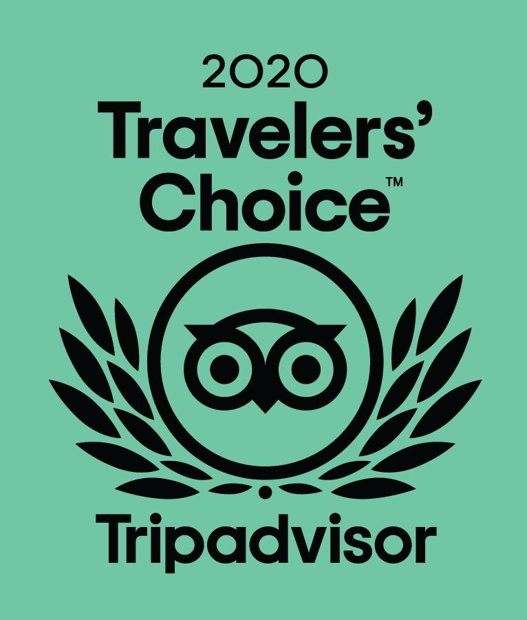reconocimiento con comentarios excelentes de TripAdvisor Spa a Le Patio Barcelona